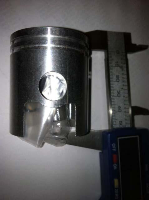 garelli piston kit