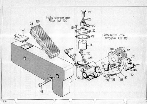 M56carb trac batavus m56 Residential Electrical Wiring Diagrams at readyjetset.co