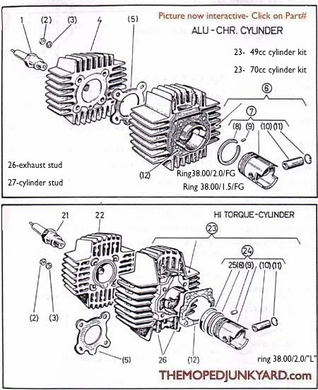 puch engine diagram wire get image about wiring diagram