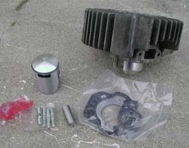 Puch Piston Cylinder Kits