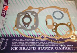 PUCH gaskets