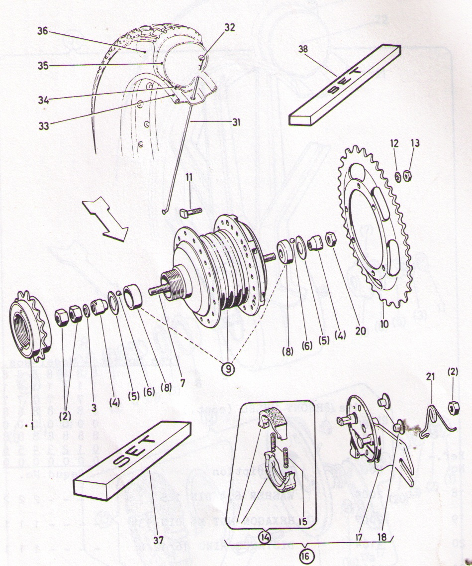 sachs moped wiring diagram sachs get free image about wiring diagram