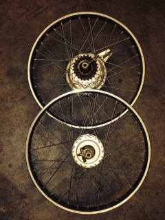 Puch Wheel Sets