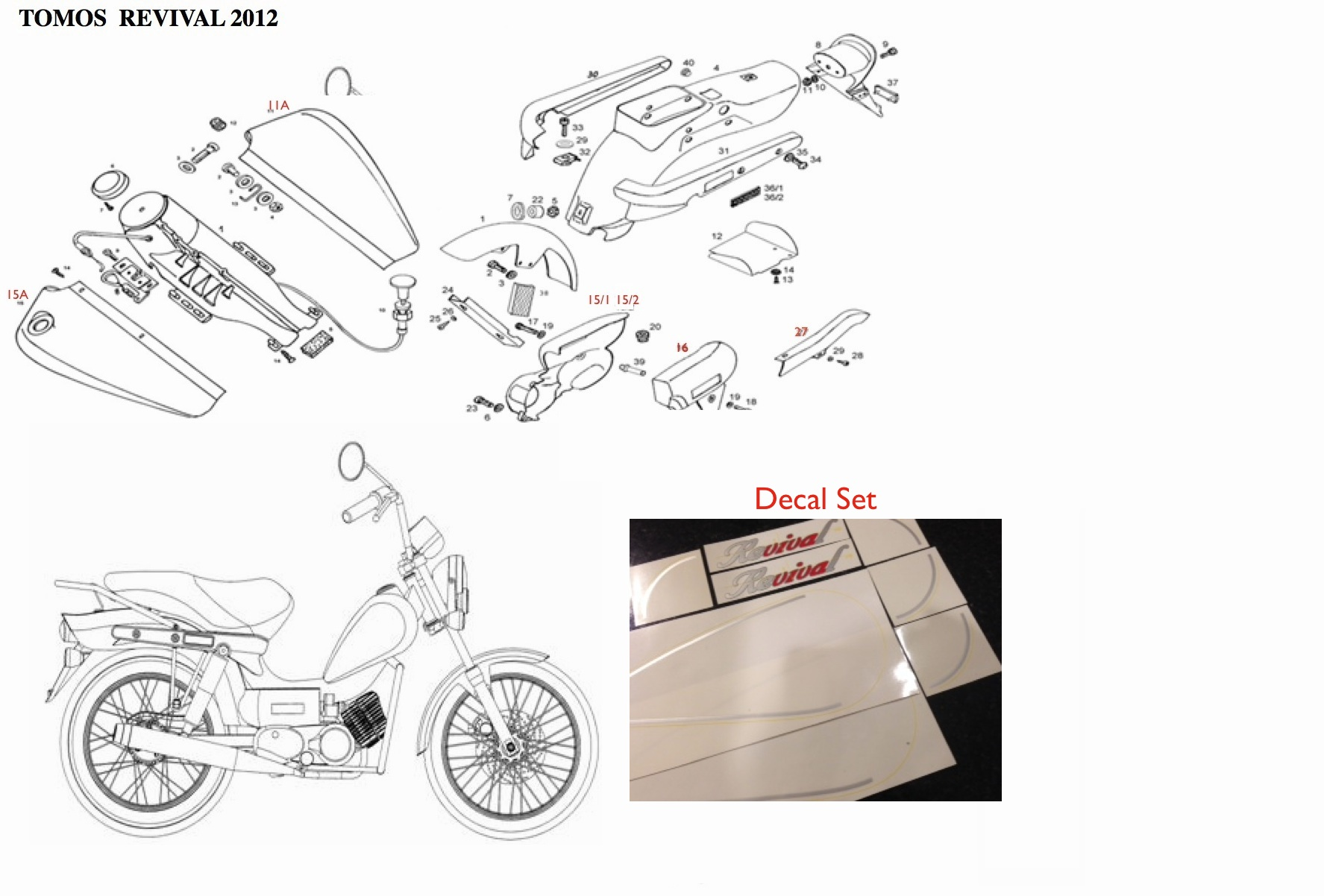 tomos a35 wiring diagram