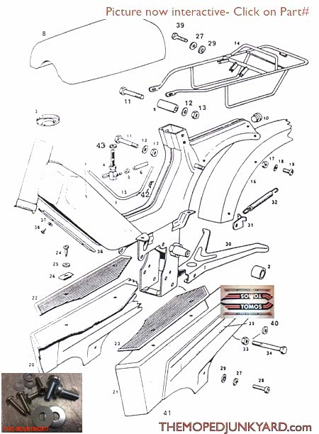 A3body tomos fairings, side covers & hardware (8 subcategories) tomos a3 wiring diagram at creativeand.co
