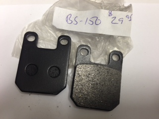 TOMOS Disc pads later FACTORY PAD