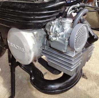 504 505 sachs 70cc cylinder kit