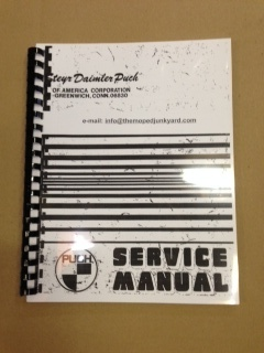 puch service manuals