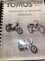 manuals rh mopedjunkyard com tomos a3 repair manual tomos repair manual