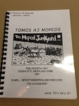 Tomos A3 parts and service manual
