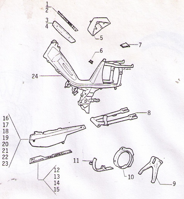 sachs moped wiring diagram sachs wiring diagram exles