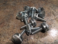 model 40 /50 side cover screws