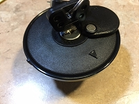 TOMOS 49cc Nitro locking GAS CAP- aftermarket