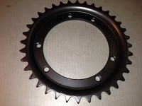 36Th Lelue  ( puch) rear sprocket