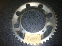 Gremica 45 th rear sprocket
