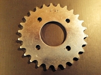 Gremica 26-28-30th rear sprocket