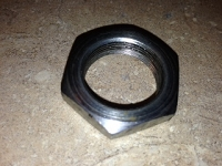 sprocket mount nut