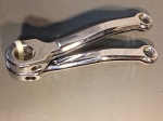 pedal arm set A3/A35/ A55 chrome