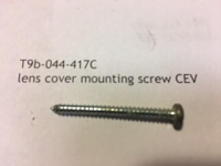 lens cover mounting screw CEV