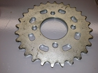 rear sprocket 28th- A55 mags