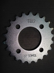 rear sprocket- TOMOS 22th