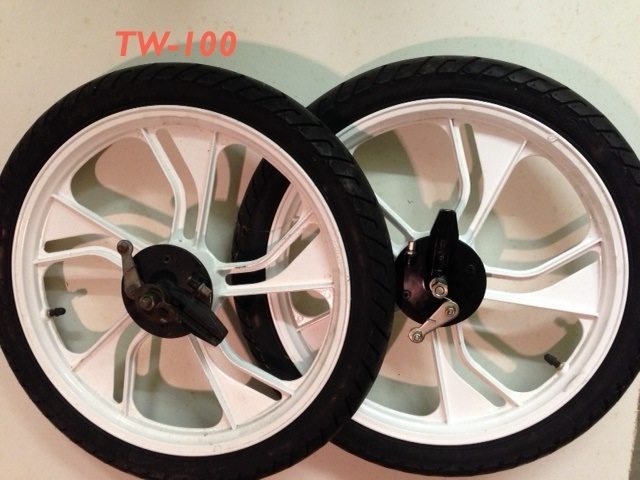 Tomos wheel sets