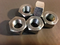 Axle nut 11mm