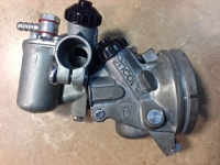 (1) Carburetor Complete  A83Encarne/Encarwi for A3