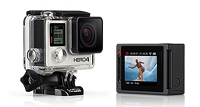 GO PRO HERO 4 Silver CAMERA- SALE