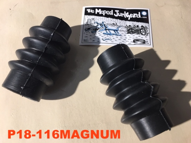 Puch Fork Lower Boot Magnum  Set
