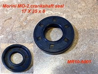 Morini MO2 Main bearing seal