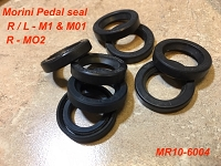 Morini MO2 Right, MO1& M1 Right and Left pedal seal