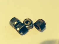 nylock nut 5mm