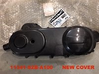 Nitro 50 L CRANK CASE COVER NEW