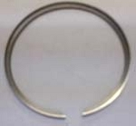 Garelli piston 40mm L top ring (each)