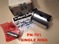 Puch Std Piston kit Hi pro SINGLE RING piston kit