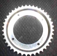 Gremica 40th rear sprocket