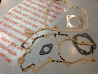 Puch ZA50 engine gasket set (2 speed)
