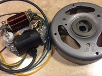 anti-clock 6V 15/5W ignition for Puch ZA50, Sachs 505 and TOMOS A3