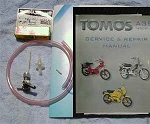Tomos A35 Resurrection kit