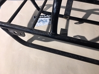 (b) Sprint rack black