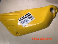 Side Cover (Targa LX) RH (YELLOW)