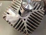 (20)Factory Cylinder w/ new piston complete A55