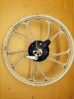 WHEEL COMPLETE A35 105mm (used)