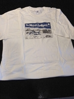 Moped Junkyard T (CLASSIC WHITE)  XL only