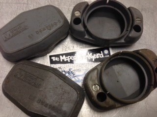 Dellorto airbox ( flat style) -USED