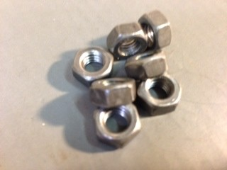 (32) Dellorto 4mm nut