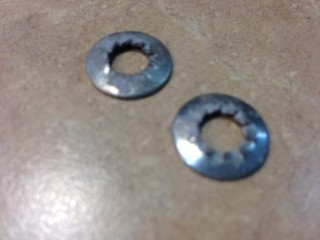 washer 6MM or 5MM