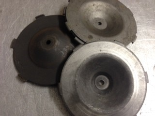used starter plate