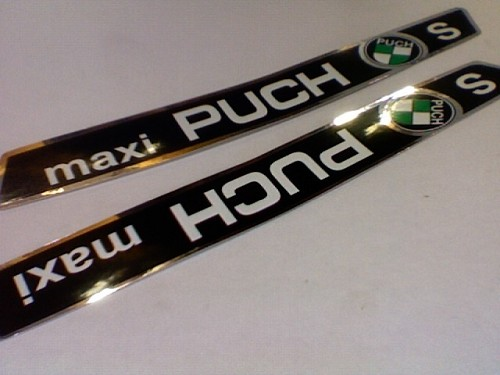 Puch tank decal set ( maxi S)